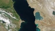 Caspian (Virtual) Energy Geopolitics