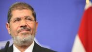 Mohamed Morsi, Egypt and Israel