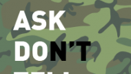 'Don't Ask Don't Tell' and military defiance of civilian control