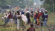 The Breakdown of Societal Order in the Democratic Republic of Congo