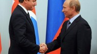 An analysis of David Cameron's visit to Moscow