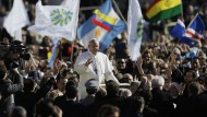 Invisible Legions: The Pope and International Relations