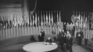 "The UN during the Cold War: ""A tool of superpower influence stymied by superpower conflict""?"