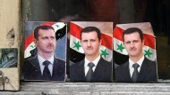 The Duality of Syria: Civil War and The War on Terror