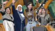 Gender Quotas and Women's Political Empowerment