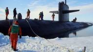 Noopolitik in the Arctic