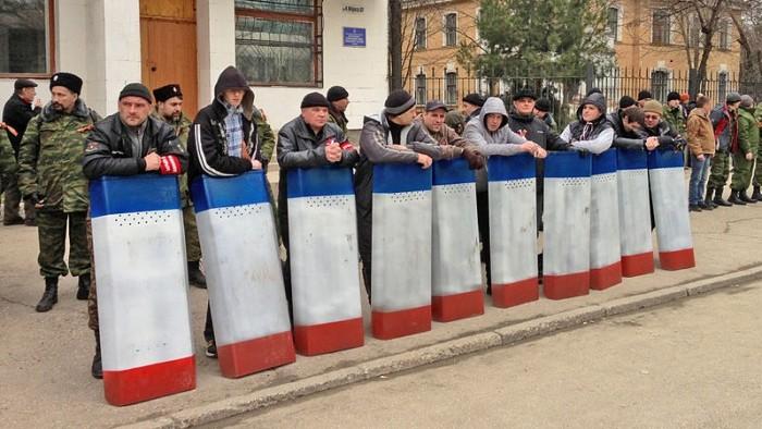 Referendum at Gun Point and the Crisis in Ukraine: Beyond the Propaganda