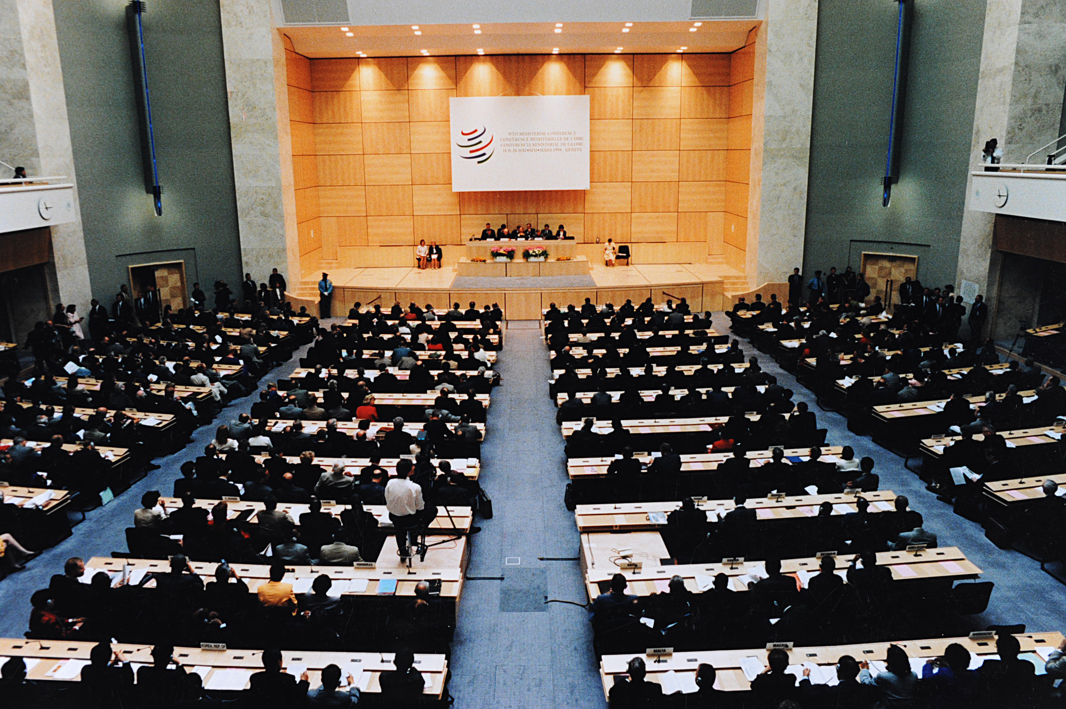 The Wto Has Failed As A Multilateral Agency In Promoting