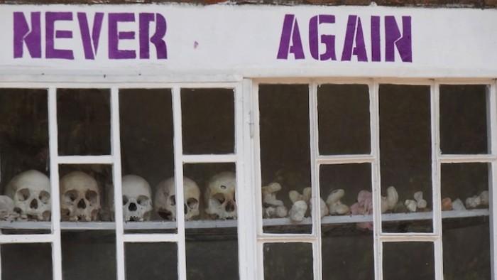 The Moral Obligation to Intervene in Rwanda