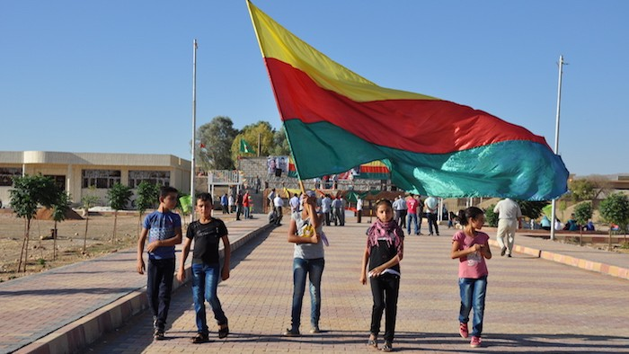 Remembering the 'Forgotten' Kurds in Syria