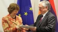 Between a Rock and a Hard Place? EU-Armenia Relations after Vilnius