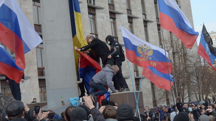 Russians in Ukraine: Before and after Euromaidan