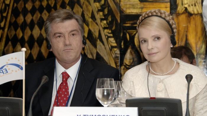 Ukrainian Politics since Independence