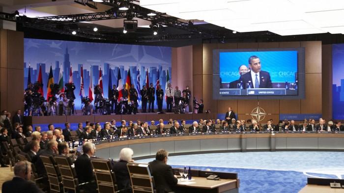 Between East & West: NATO Enlargement & the Geopolitics of the Ukraine Crisis