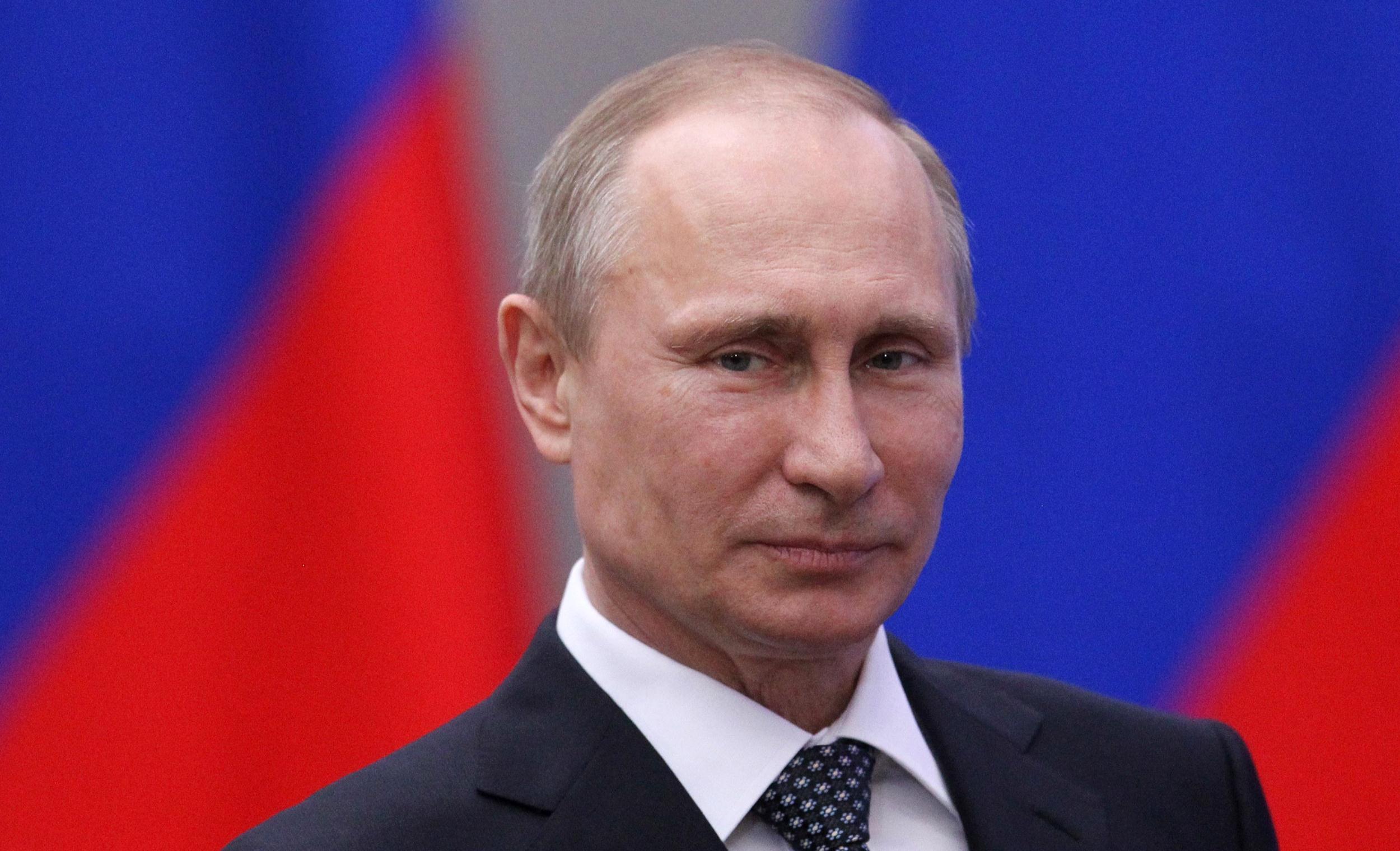 Vladimir Putin Making Of The National Hero