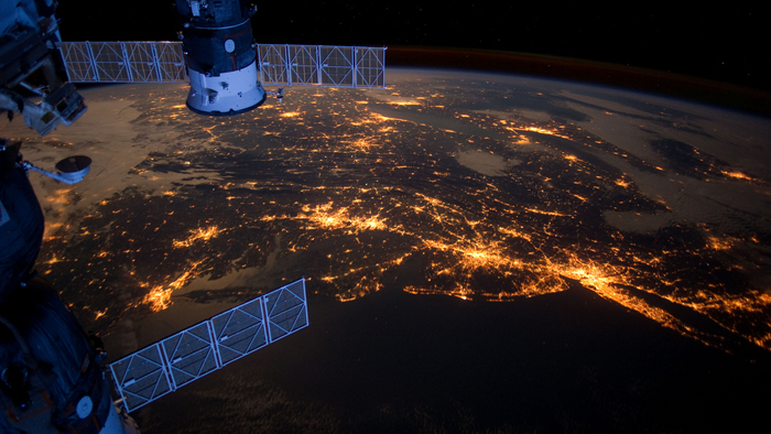 US and Russia: Terrestrial Tensions and Extra-Terrestrial Cooperation