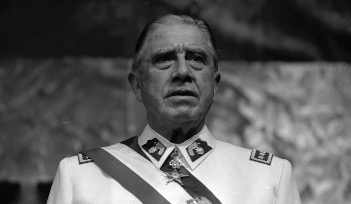 A history of salvador allendes dictatorship in chile between the years of 1973 and 1989