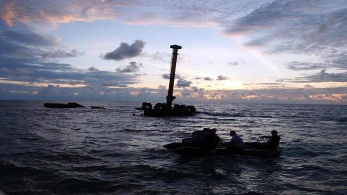 India's Incremental Balancing in the South China Sea