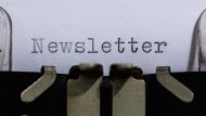 Keep up to Date with the E-IR Weekly Newsletter