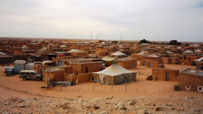The Religion Agenda: The Sahrawi Refugees and the Politics of Tolerance