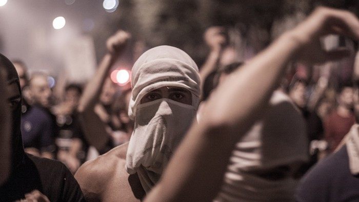 Contextualizing the Current Social Protest Movement in Lebanon