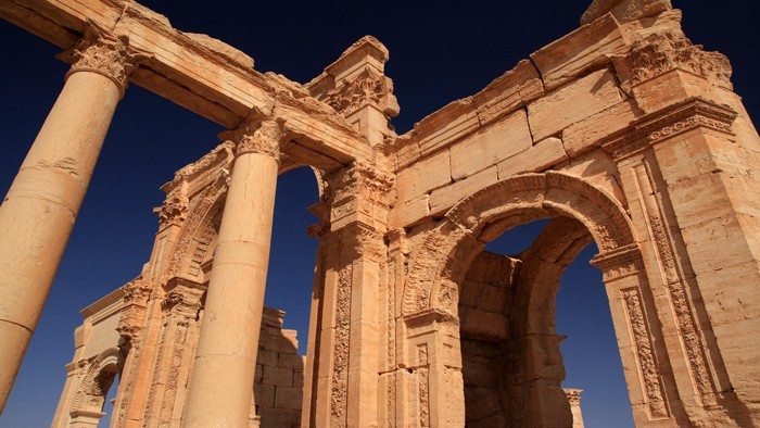 ISIS and the Destruction of Antiquities