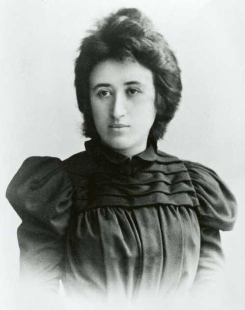 Drawing Out Rosa Luxemburgs Gender Identity