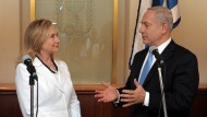 Hillary Clinton, Israel and the Middle East