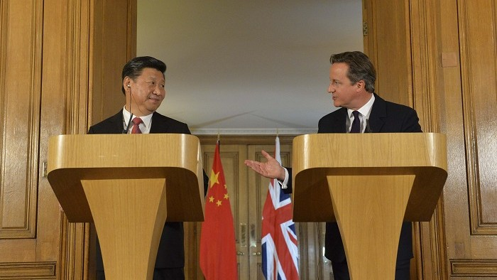 Xi Jinping's UK Visit Raises Questions about How to Deal with a Rising China