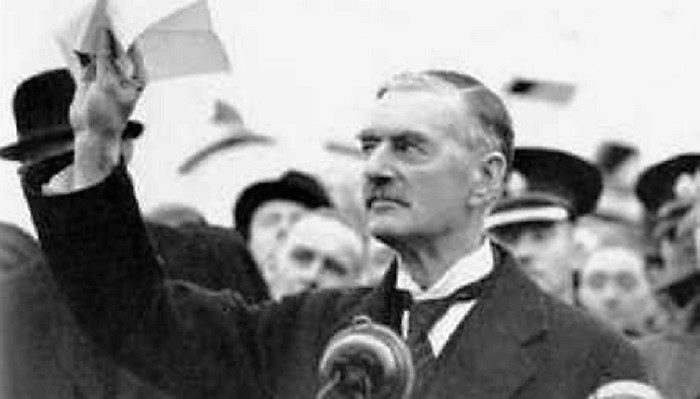 A Reassessment Of The Munich Agreement