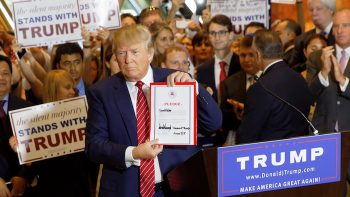 Trump as the Beginning of Republican Party 2.0