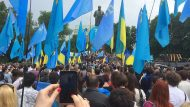 The Crimean Tatar's World Congress and Eurovision