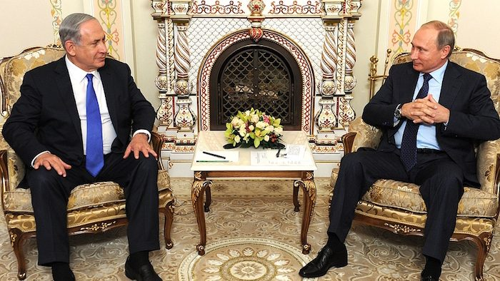 Russia, Iran and Israel: A Troubled Triangle