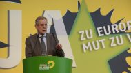 """Green against Blue"" – Reflections on the 2016 Austrian Presidential Election"