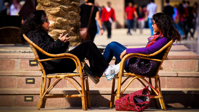Times of Tumult: Discussing Islam and Feminism