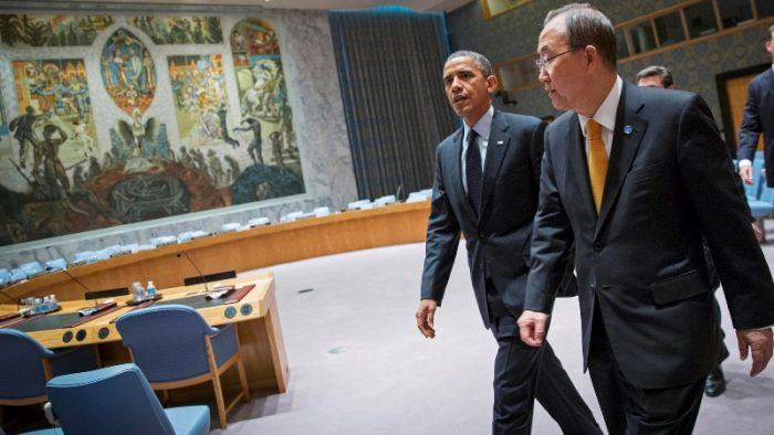 UN Security Council: Future Prospects for a Compromised Hegemon
