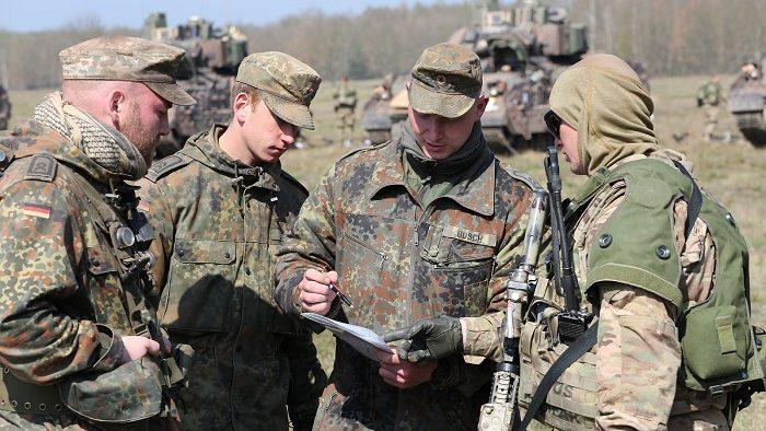 Germany's Return to European Leadership