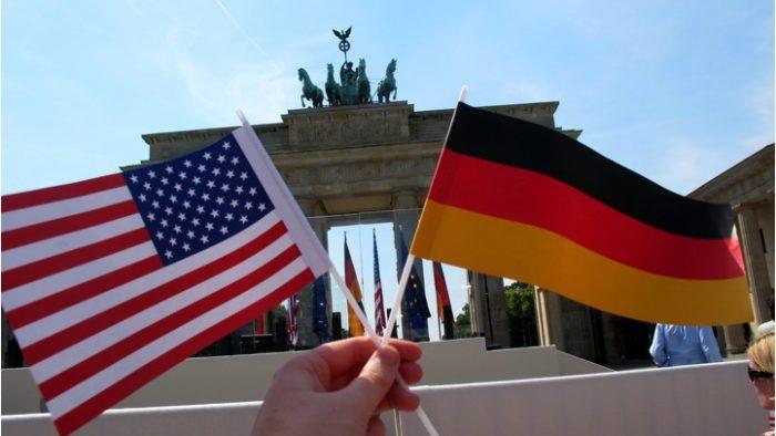 Hitler's Long Shadow: Donald Trump and Angela Merkel