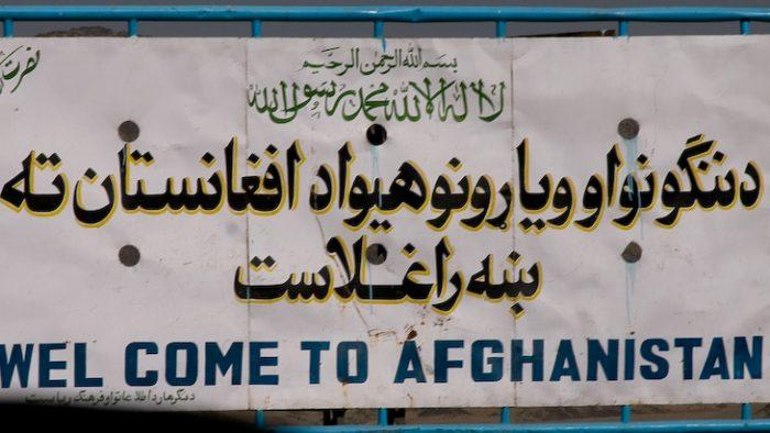 Post-9/11 Afghanistan: An Alternative Critical-Theoretical
