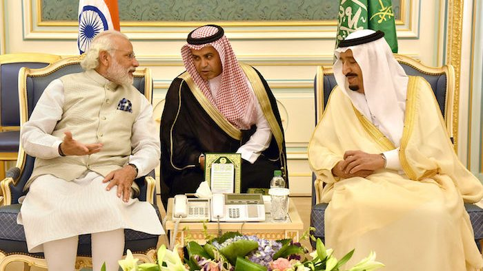 Indo-Saudi Relations under the Modi Government