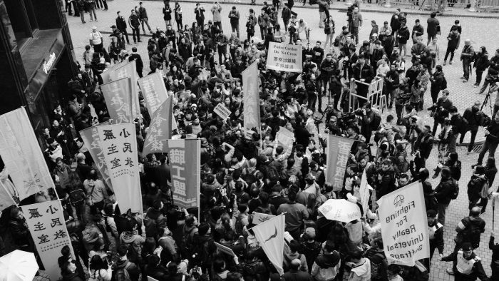 Hong Kong's Chief Executive Election and Political Future