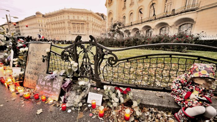 A Critical Geopolitical Analysis of Elite's Responses to Terrorist Attacks