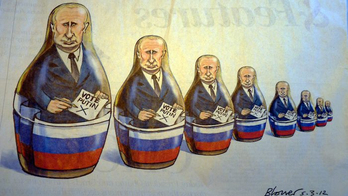 The 'Imminent Collapse of Russia'