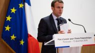 Europe in the Macron Era: En Marche Once More?