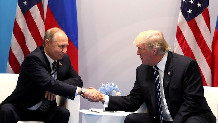 Is Russia America's Enemy?