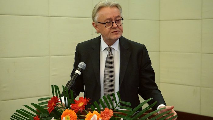 Interview – William Schabas