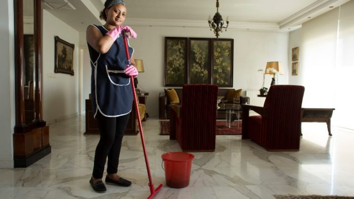 Contract Slavery On The Political Economy Of Domestic Work In Lebanon
