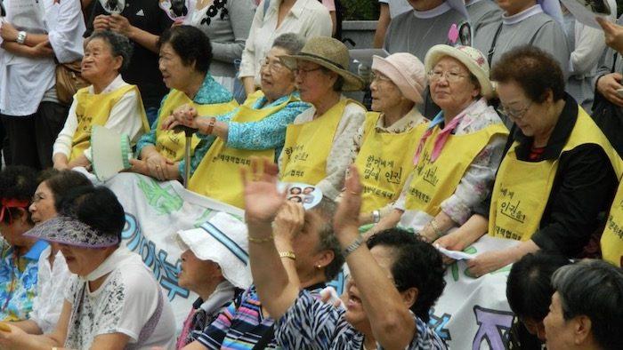 Steps Toward Redress for Comfort Women