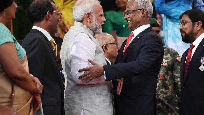 Can the Maldives Steer Regional Power Politics?