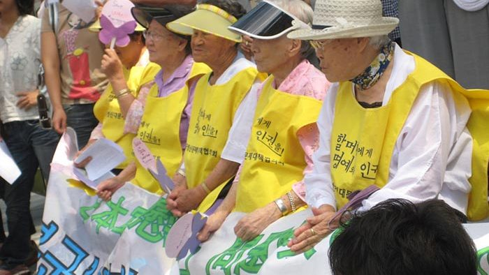 Opposition to Comfort Women Memorials in the United States